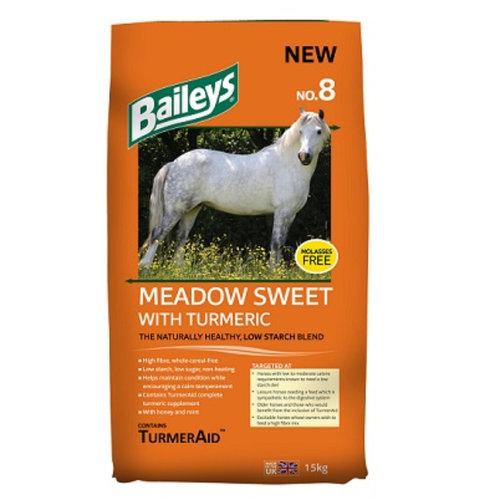 Baileys Meadow Sweet With Turmeric 15Kg