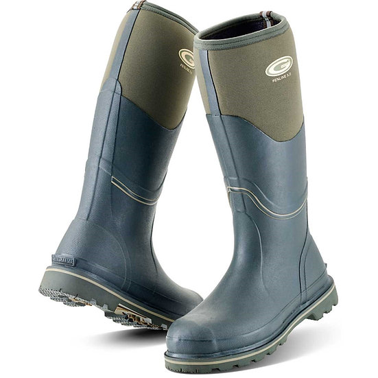 Grubs Fenline 5.0 Wellington Boots