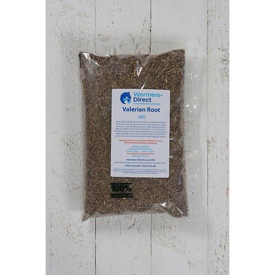 Valerian Root 1kg Horse Herb Supplement