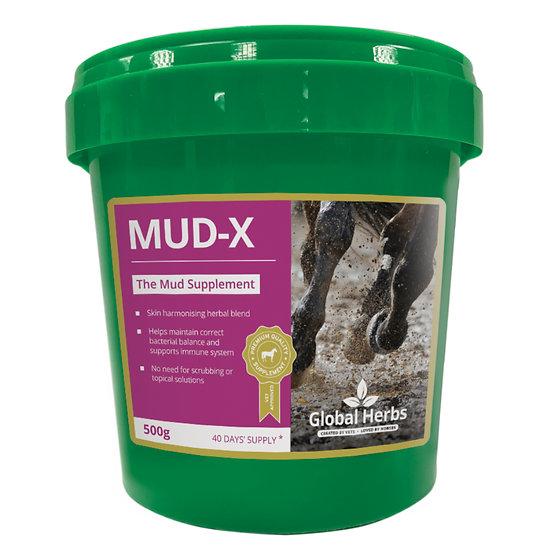 Global Herbs Mud-X Cream