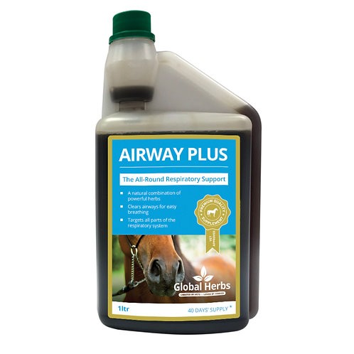 Global Herbs Airway Plus Liquid