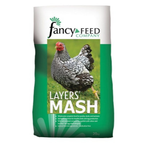 Fancy Feeds Layers Mash 1kg