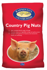 Badminton Country Pig Nuts (20kg)