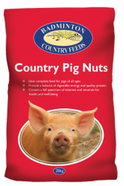 Badminton Country Pig Nuts (20kg)