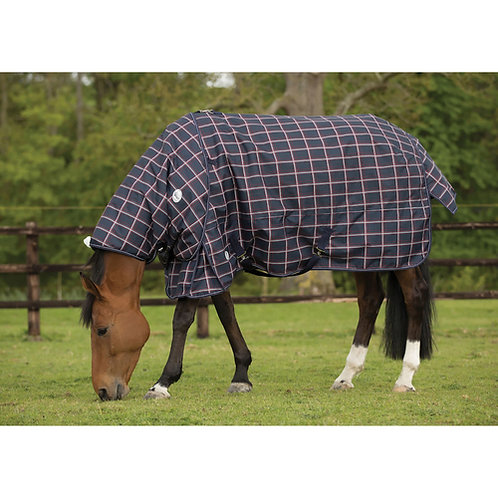 JHL Turnout Rug Lightweight Plus with Neck