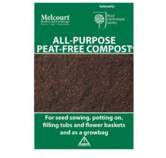 Melcourt All Purpose Peat-Free Compost