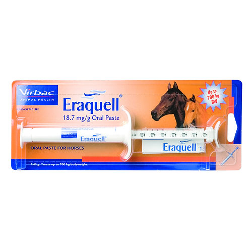 Eraquell Oral Paste Horse Wormer