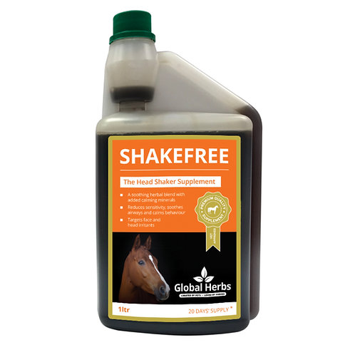 Global Herbs ShakeFree Liquid