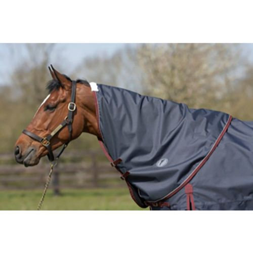 JHL Turnout Rug Lightweight Neck Cover