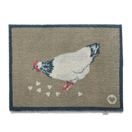 Hug Rug Pattern - Chicken 1 - 65x85cm