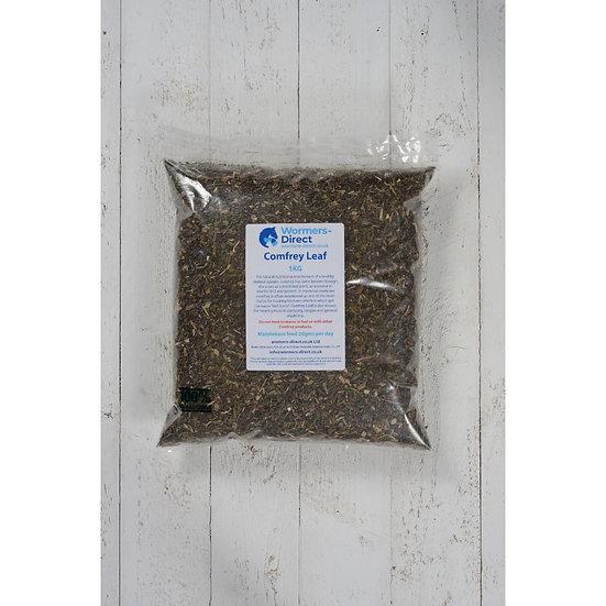 Comfrey Leaf 1kg Horse Herb Supplement