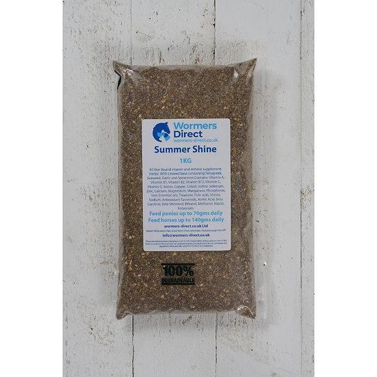 Summer Shine 1kg Horse Herb Supplement