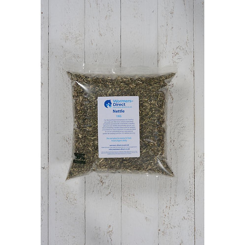 Nettle 1kg Horse Herb Supplement