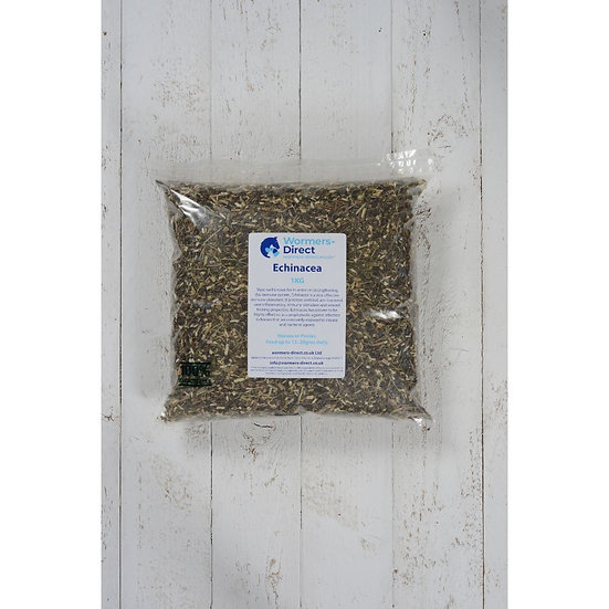 Echinacea For Horses 1kg Horse Herb Supplement
