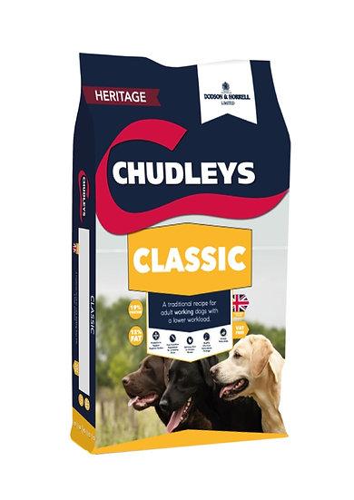 Chudleys Classic Dog Food 15kg