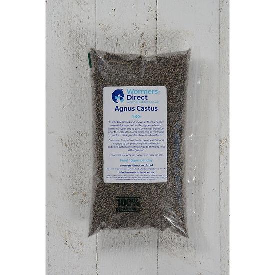 Agnus Castus 1kg Horse Herb Supplement