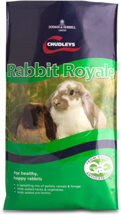 Chudleys Rabbit Royale Rabbit Food