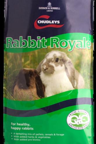 Chudleys Rabbit Royale Rabbit Food