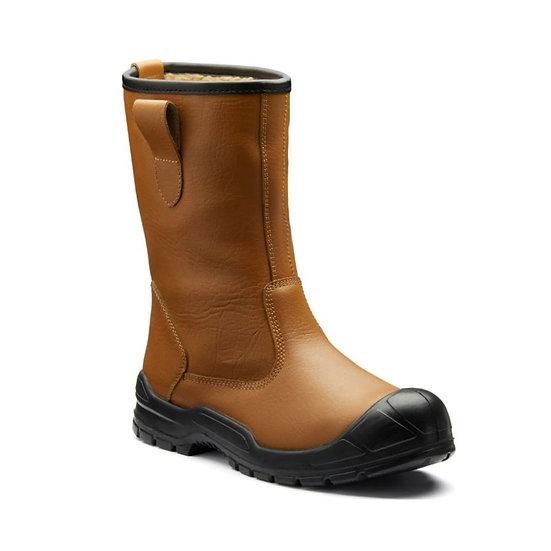 Dixon Lined Rigger Boots