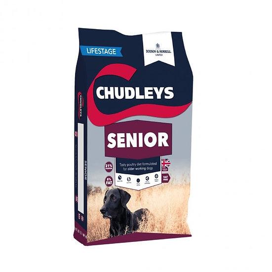 Chudleys Senior Complete Dog Food 15kg