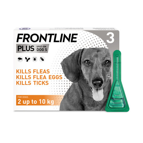 Frontline Plus Spot On for Small Dogs