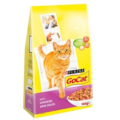Go-Cat Comp Chicken & Duck 10kg