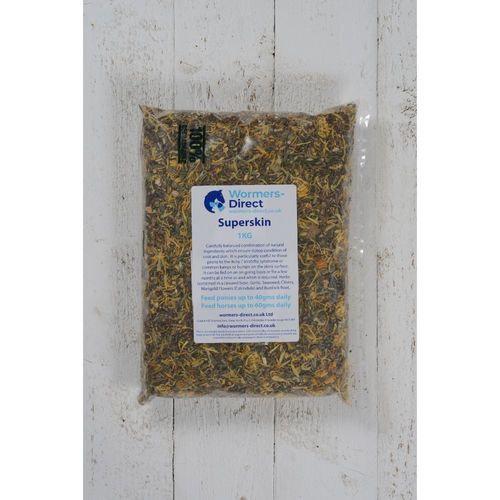 Super Skin 1kg Horse Herb Supplement