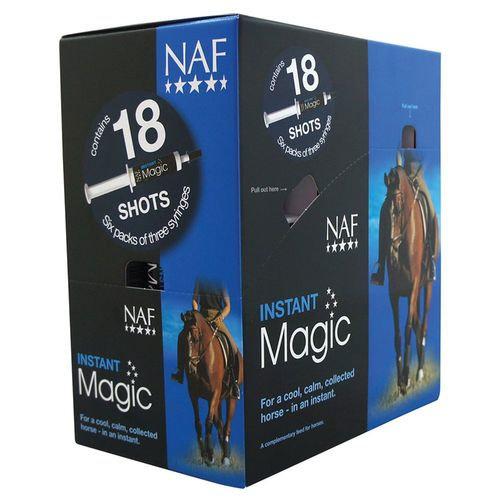 NAF Five Star Instant Magic