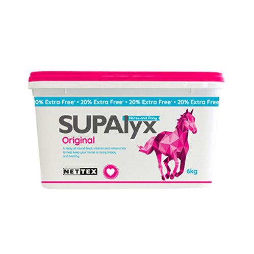 Nettex Supalyx Original 12.5Kg