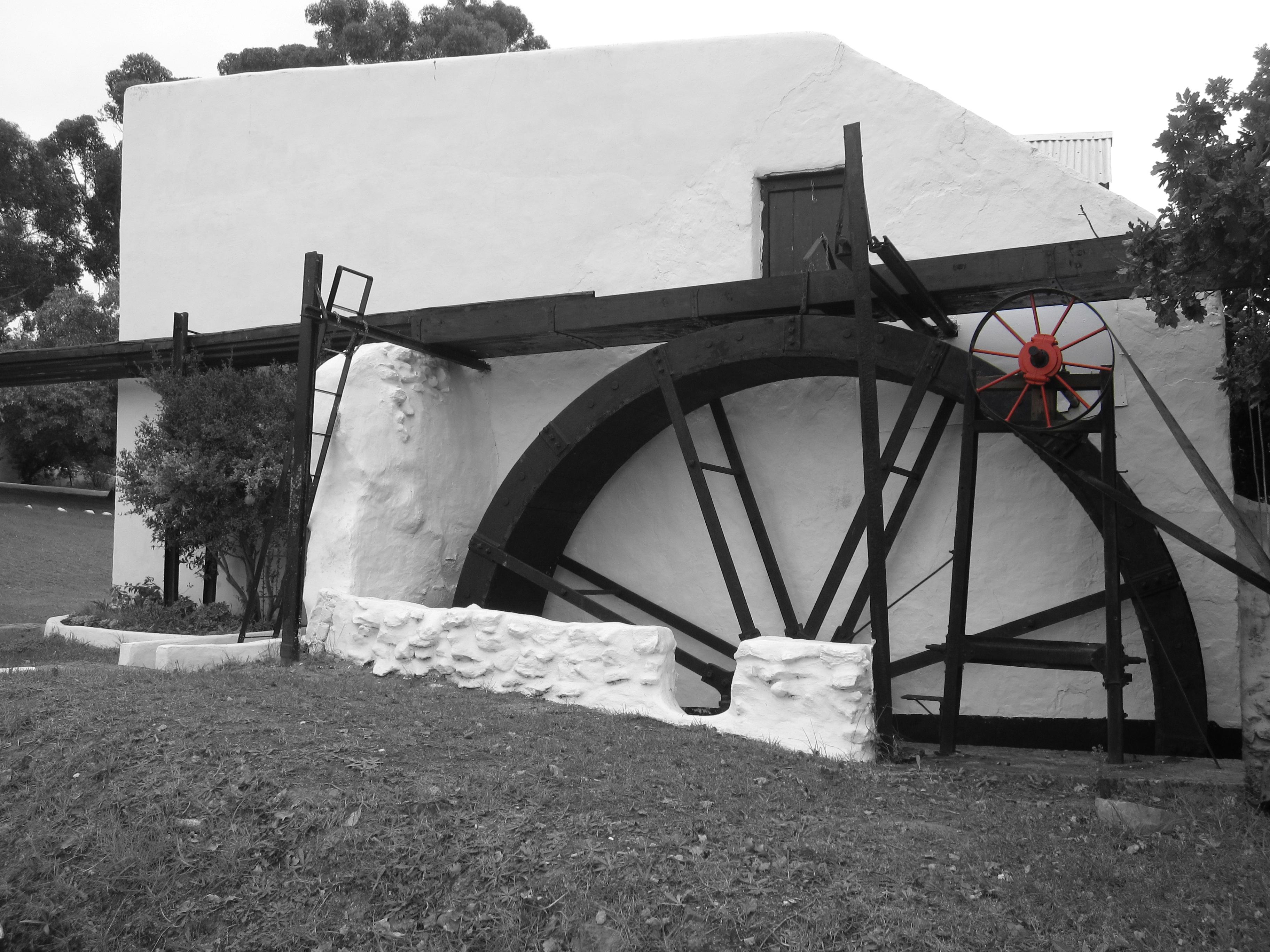 200yr old watermill