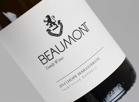 BEAUMONT HOPE MARGUERITE CHENIN BLANC 2014 RATED BY CHRISTIAN EEDES