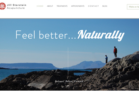 New availability in Aberfeldy & New Look Website!