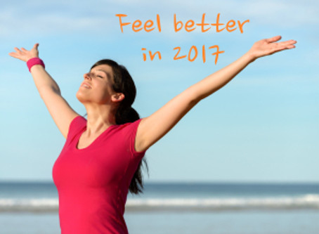 A new year – a new health kick…