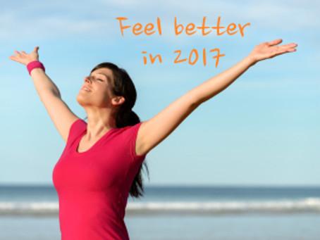 A new year – a new health kick…