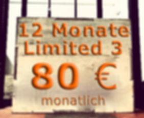 CrossFit Höllental - 12 Monate Limited 3