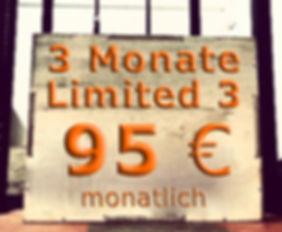CrossFit Höllental - 3 Monate Limited 3