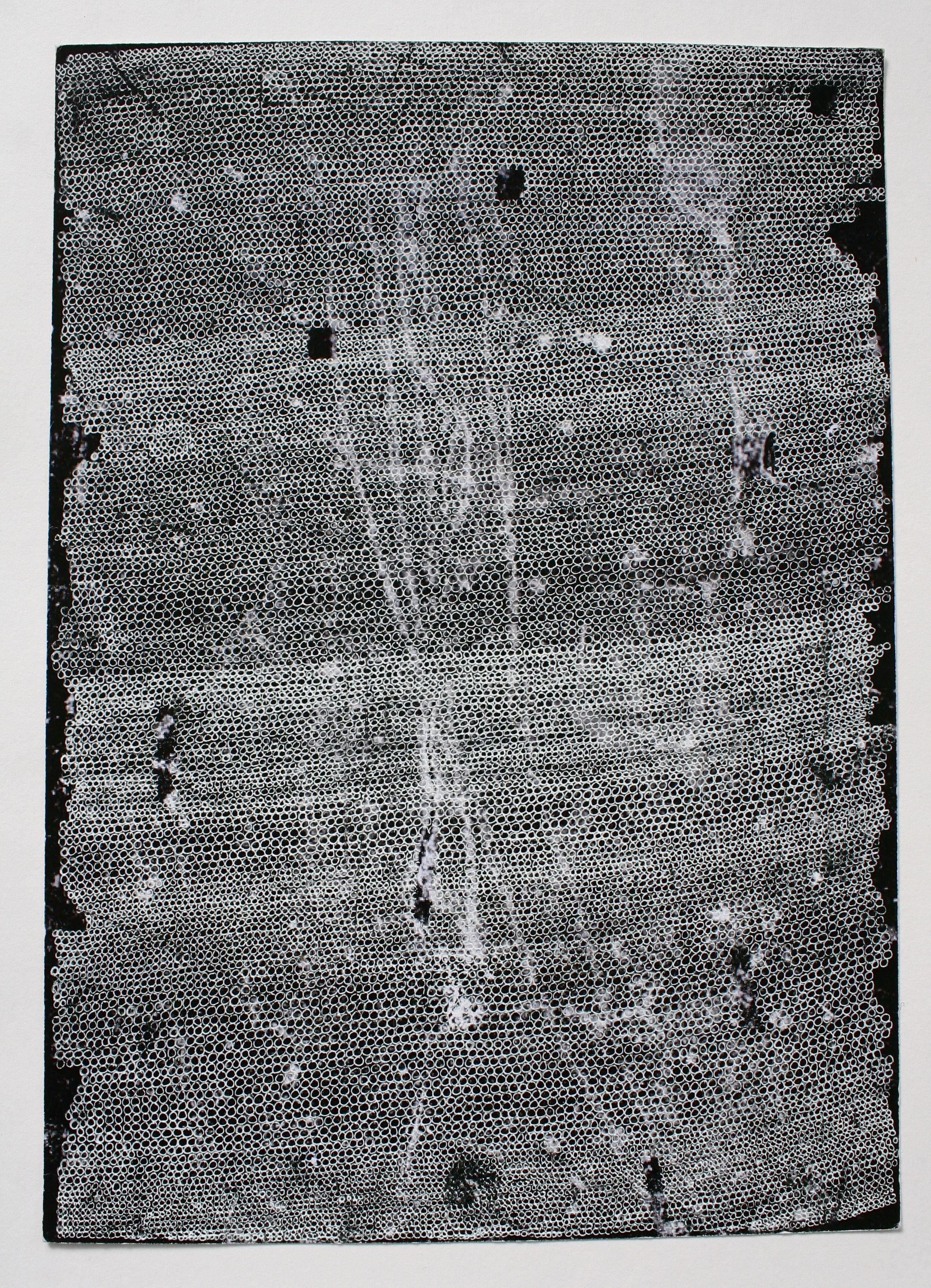 2017, ink on photograph, 20 x 30cm