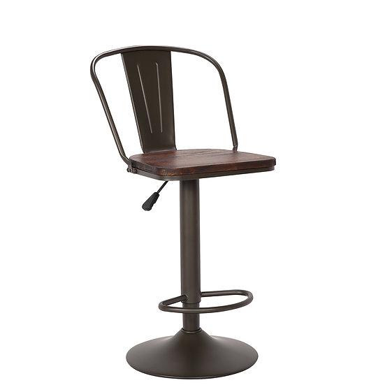 Height Adjustable Bar Chair – Sanctum WILLEY