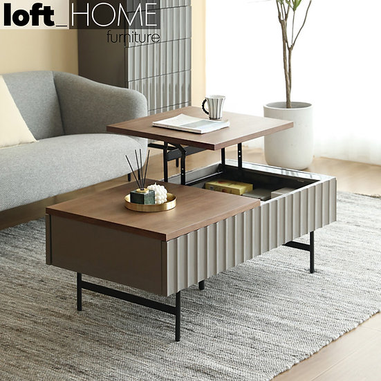Lift Top Coffee Table – WAVE