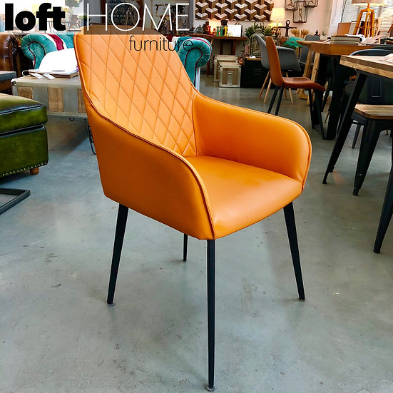 Dining Chair – Metal Man #3