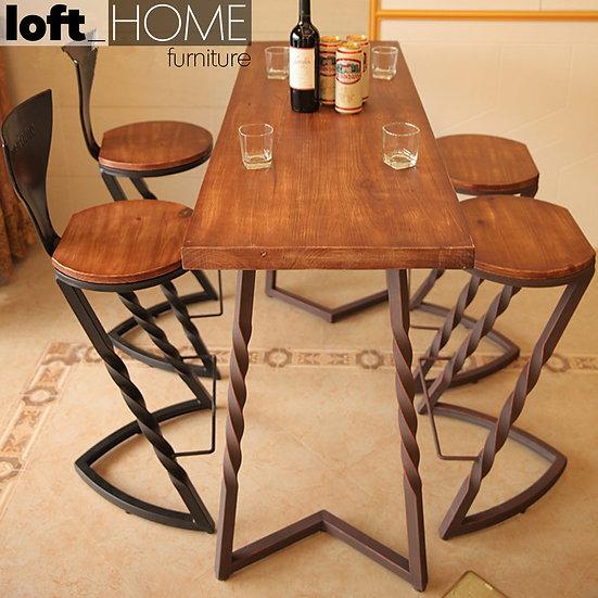 Bar Table & Stool – CityHall