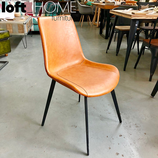 Dining Chair – Metal Man #1