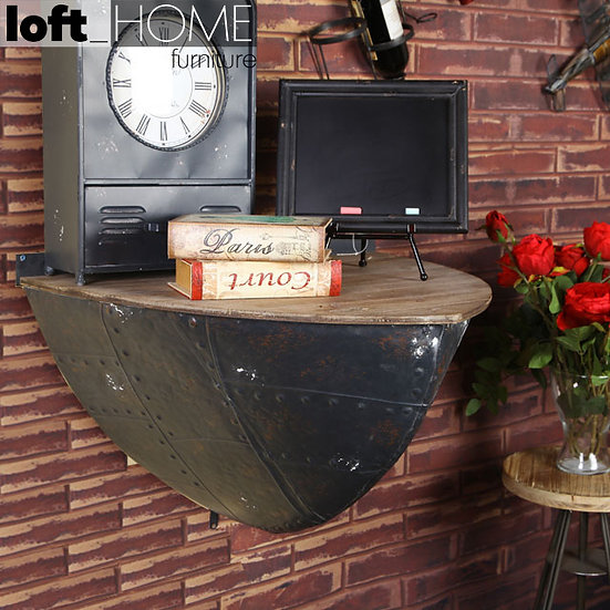 Wall Shelf - Titanic