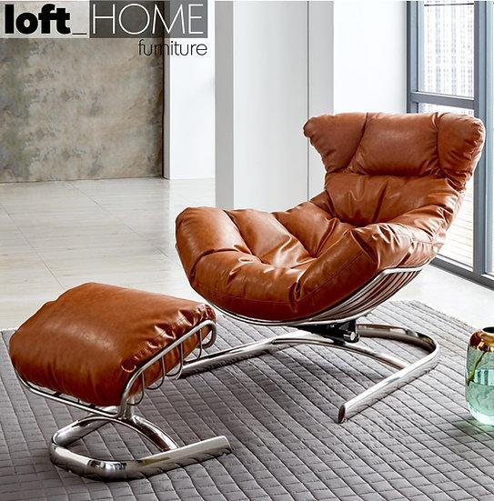 Rocking Sofa & Ottoman – VENUS