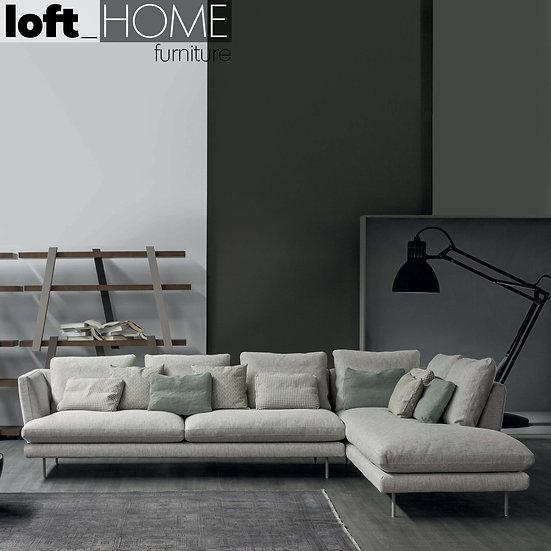 Fabric Sofa – LARS L Shape