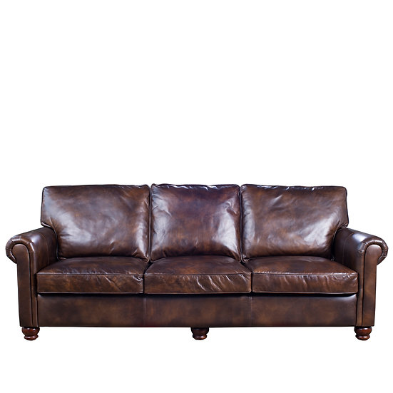 Genuine Leather Sofa – ANTIMAS