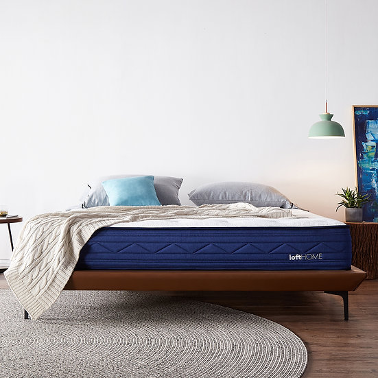 23cm Pocket Spring Mattress - WAVE