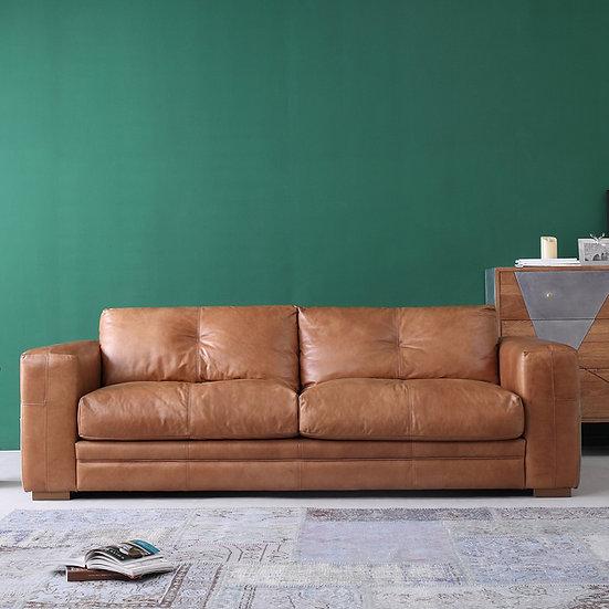 Genuine Leather Sofa – CANVAS TER