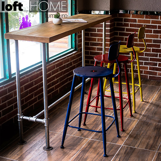 Bar Table – Industrial