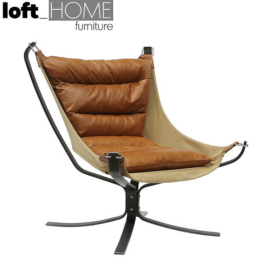 Genuine Leather Sofa Chair – HOPPER